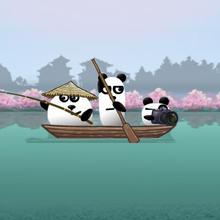 Jeu : 3 Pandas In Japan