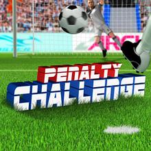 Jeu : Penalty Challenge