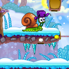 Jeu : Snail Bob 6