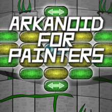 Jeu : Arkanoid For Painters