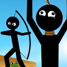 Jeu : Bow Master Stickman Hero