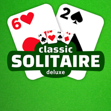Jeu : Classic Solitaire Deluxe