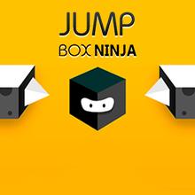 Jeu : Jump Box Ninja