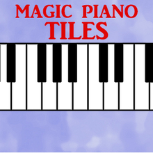 Jeu : Magic Piano Tiles