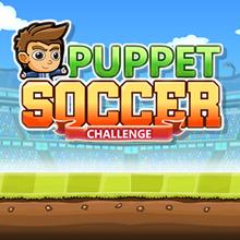 Jeu : Puppet Soccer Challenge