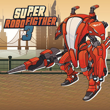 Jeu : Super Robo Fighter 3