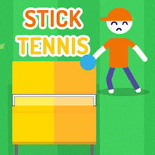 Jeu : Stickman Tennis