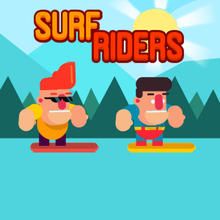 Jeu : Surf Riders