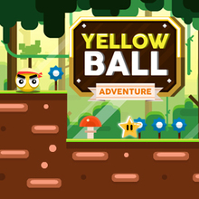 Jeu : Yellow Ball Adventure