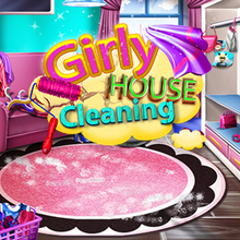 Jeu : Girly House Cleaning