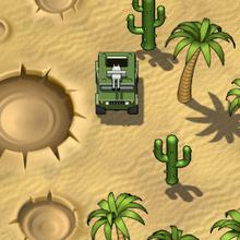 Jeu : Desert Run