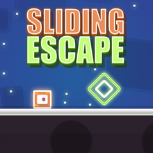 Jeu : Sliding Escape