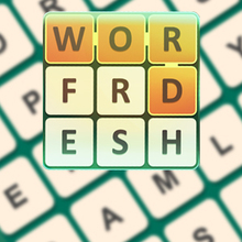 Jeu : Amazing Word Fresh
