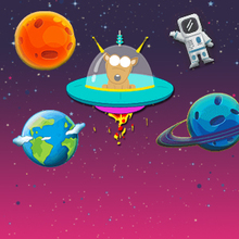 Jeu : Space Friends