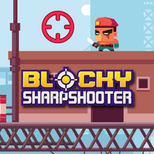 Jeu : Blocky Sharpshooter