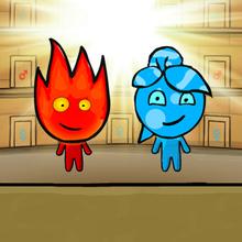 Jeu : Fireboy & Watergirl: Light Temple