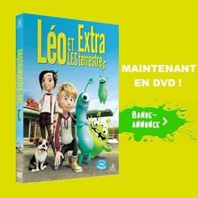 LEO ET LES EXTRA-TERRESTRES - Maintenant en DVD !