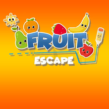 Jeu : Fruit Escape: Draw Line
