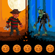 Jeu : Halloween Horror Massacre