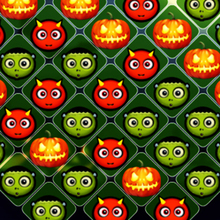 Jeu : Halloween Swipe Out
