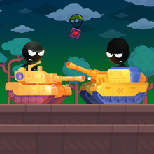 Jeu : Stick Tank Wars