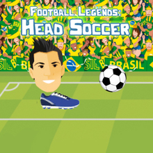 Jeu : Football Legends: Head Soccer