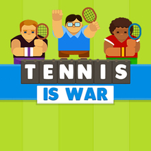Jeu : Tennis is War
