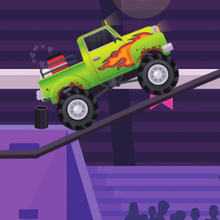 Jeu : Monster Truck Driving