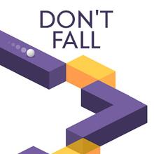 Jeu : Don't Fall