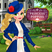 Jeu : Princess Poppins