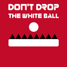 Jeu : Don't Drop The White Ball