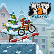 Jeu : Moto X3M Winter