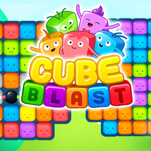 Jeu : Cube Blast