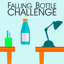 Jeu : Falling Bottle Challenge
