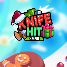 Jeu : Knife Hit Xmas