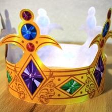 Activité : Les couronnes royales