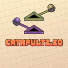 Jeu : Catapultz.io