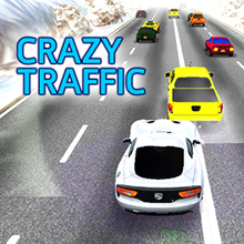 Jeu : Crazy Traffic