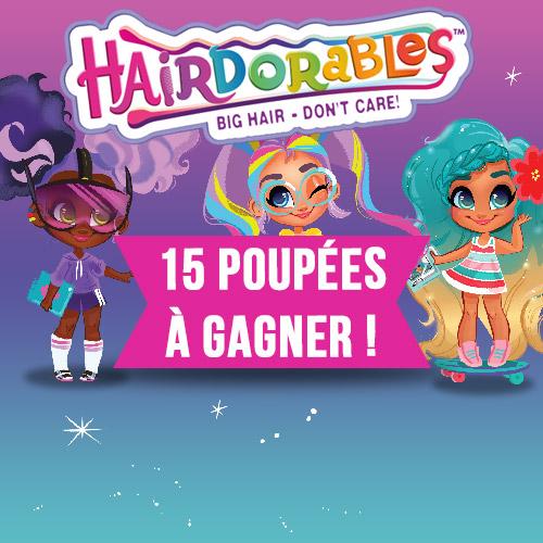 concours Hairdorables