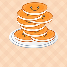 Jeu : Stack The Pancake