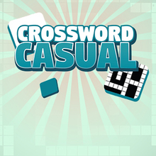Jeu : Crossword Casual