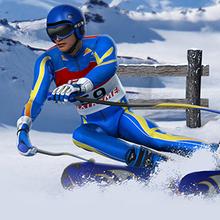 Jeu : Downhill Ski