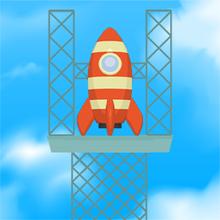 Jeu : Rocket Flip
