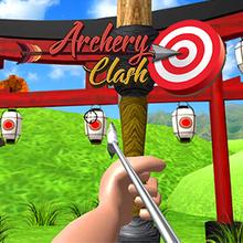Jeu : Archery Clash