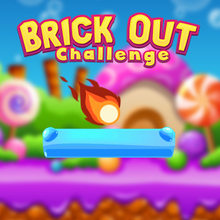 Jeu : Brick Out Challenge