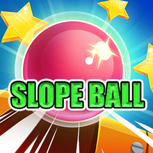 Jeu : Slope Ball