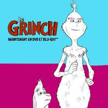 Coloriage Le Grinch et son chien Max