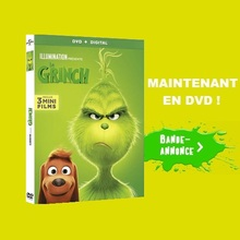 Le Grinch en DVD et Blu-ray