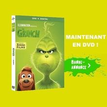 Bande-annonce : Le Grinch en DVD et Blu-ray