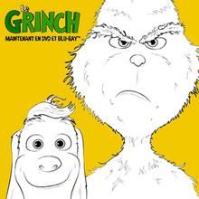 Coloriage Max et le Grinch